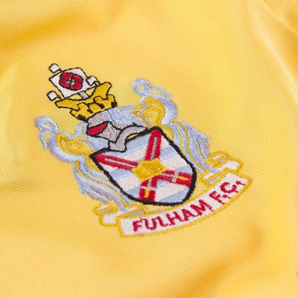 Fulham FC 1998 - 99 Uit Retro Voetbalshirt 2