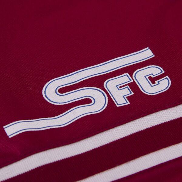 Servette FC 1984 - 85 Retro Voetbalshirt 2