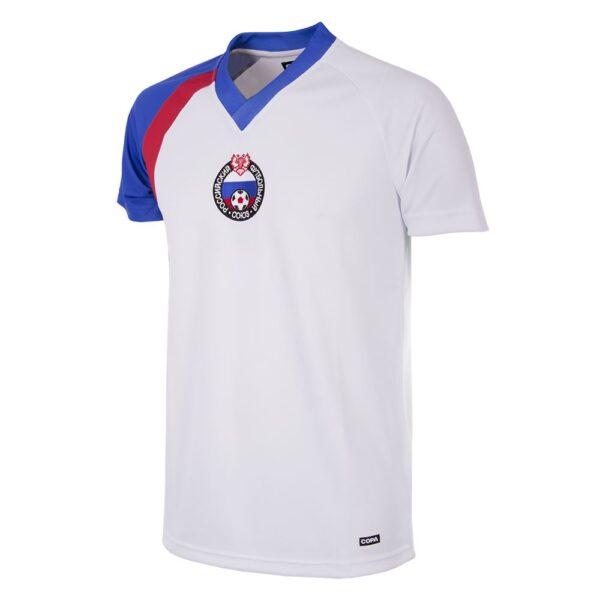 Rusland 1993 Retro Voetbalshirt
