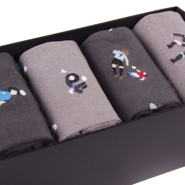 Casual Sokken Box Set 4