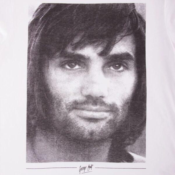 George Best Portrait T-Shirt 2