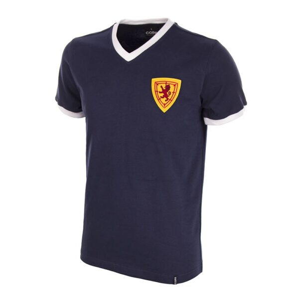 Schotland 1960's Retro Voetbalshirt