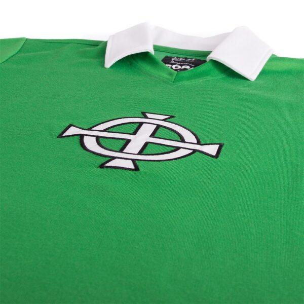 George Best Noord-Ierland 1977 Retro Voetbalshirt 2