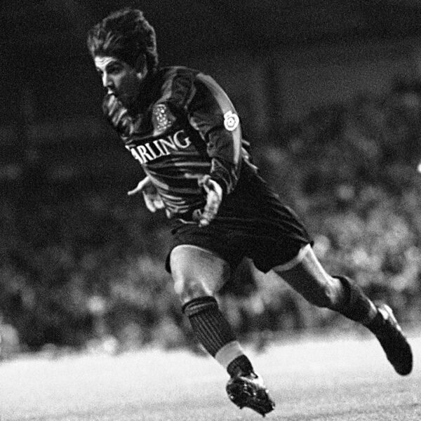 Stoke City FC 1994 - 95 Uit Retro Voetbalshirt 2