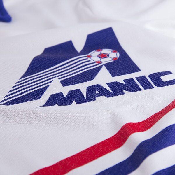 Montreal Manic 1981 Retro Voetbalshirt 2