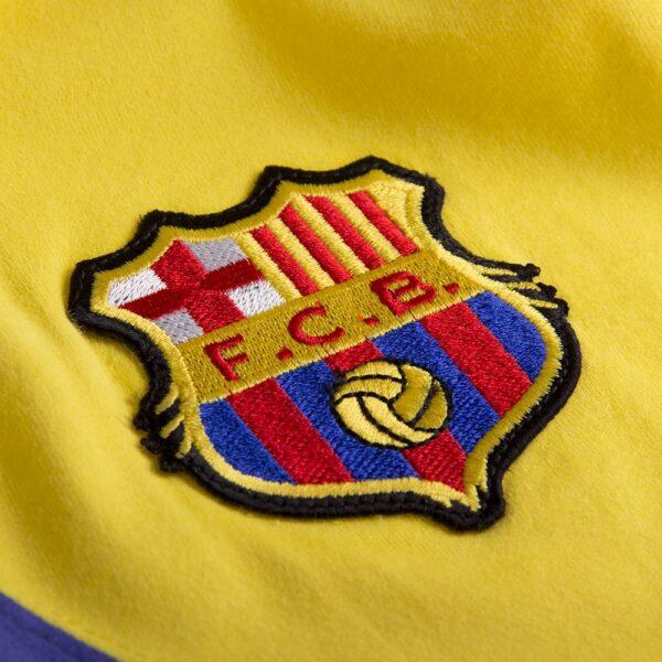 FC Barcelona Uit 1974 - 75 Retro Voetbalshirt 2