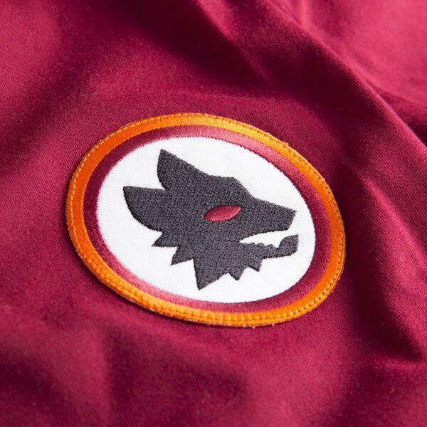 AS Roma 1978 - 79 Retro Voetbalshirt 2