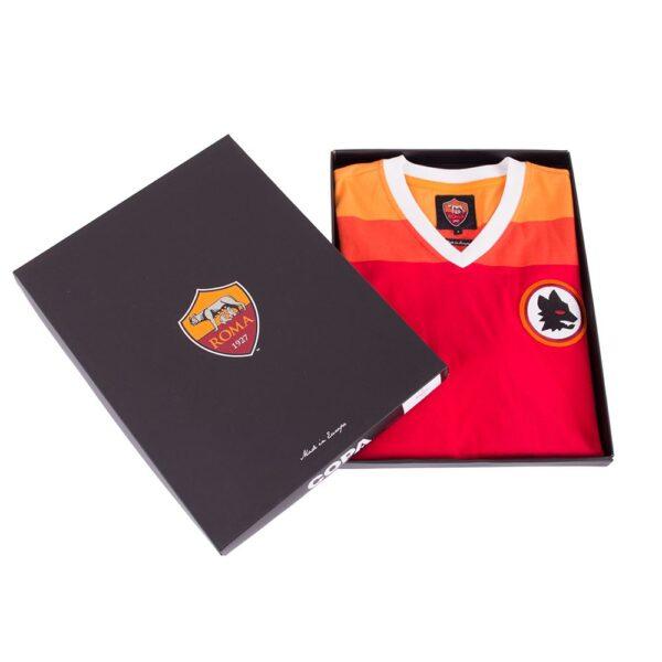 AS Roma 1978-79 Retro Voetbalshirt 8