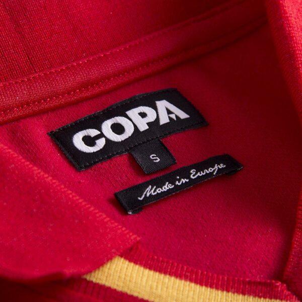 Spanje 1988 Retro Voetbalshirt 6