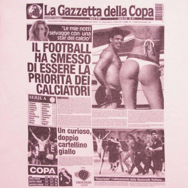 Gazzetta della COPA T-Shirt 2