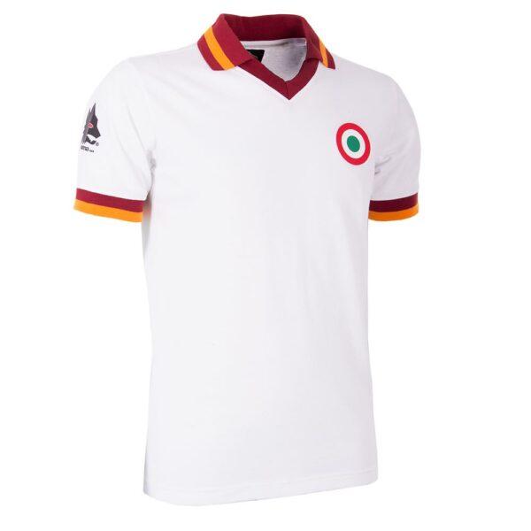 AS Roma Uit 1980-81 Retro Voetbalshirt 2