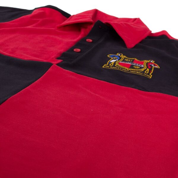 Sheffield FC 1950's Retro Voetbalshirt 6