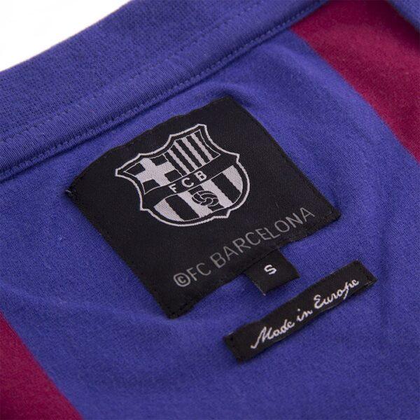FC Barcelona 1976 - 77 Dames Retro Voetbalshirt 6