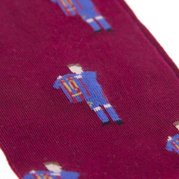 FC Barcelona Messi Casual Sokken 4
