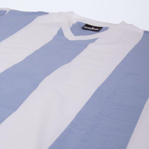 Argentinië 1960's Retro Voetbalshirt 6