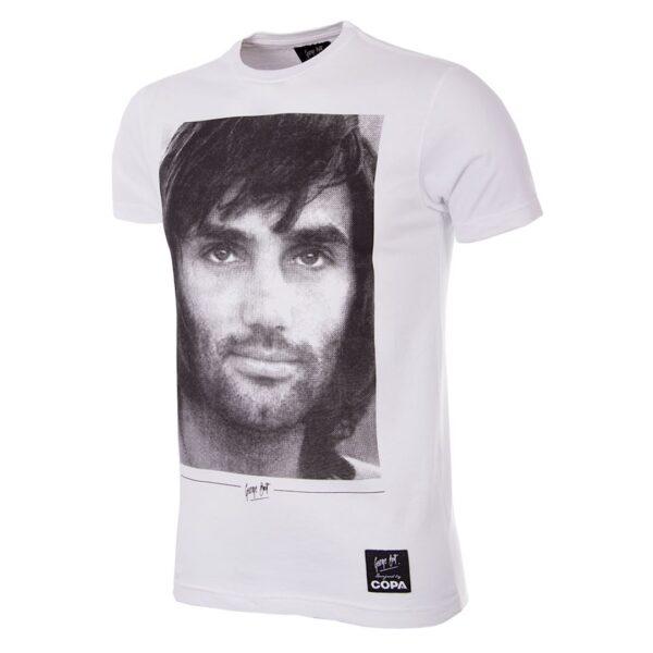 George Best Portrait T-Shirt