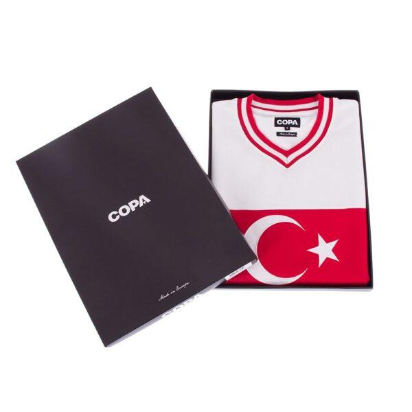 Turkije 1979 Retro Voetbalshirt 8