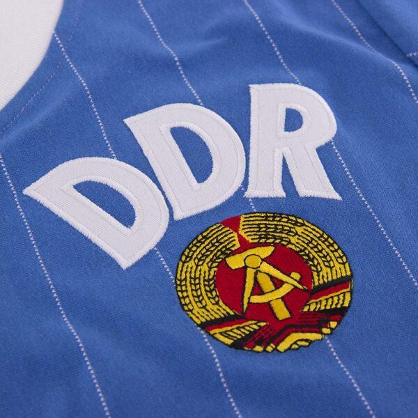 DDR 1985 Retro Voetbalshirt 2