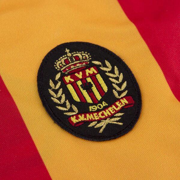 KV Mechelen 1990 - 91 Retro Voetbalshirt 2