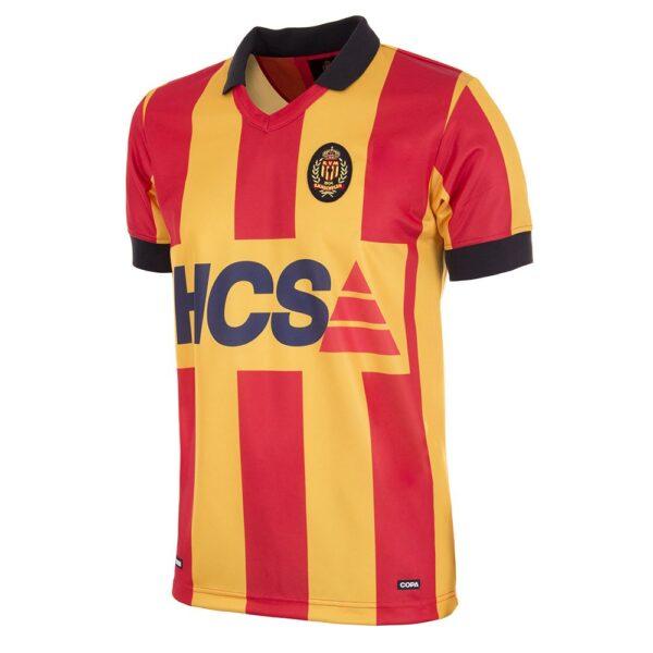KV Mechelen 1990 - 91 Retro Voetbalshirt