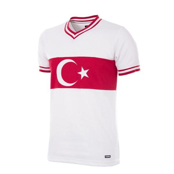 Turkije 1979 Retro Voetbalshirt