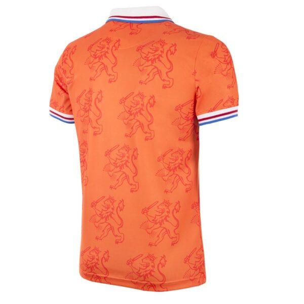 Holland WK 1994 Retro Voetbalshirt 4