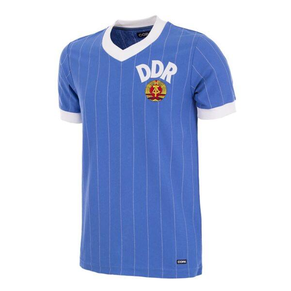 DDR 1985 Retro Voetbalshirt