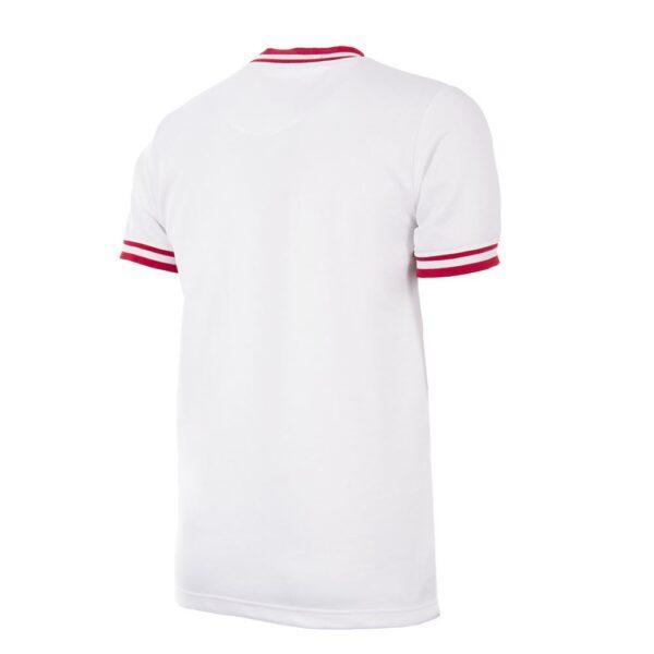 Turkije 1979 Retro Voetbalshirt 4