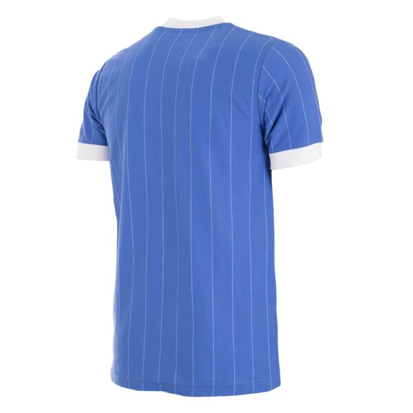 DDR 1985 Retro Voetbalshirt 4