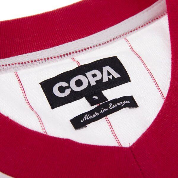 Polen 1982 Retro Voetbalshirt 6