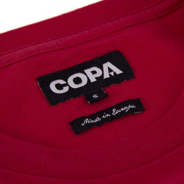 Spanje 2004 Europees Kampioen Geborduurd T-Shirt 4