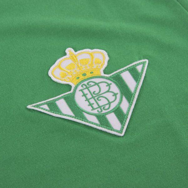 Real Betis 1970's Away Retro Voetbalshirt 2