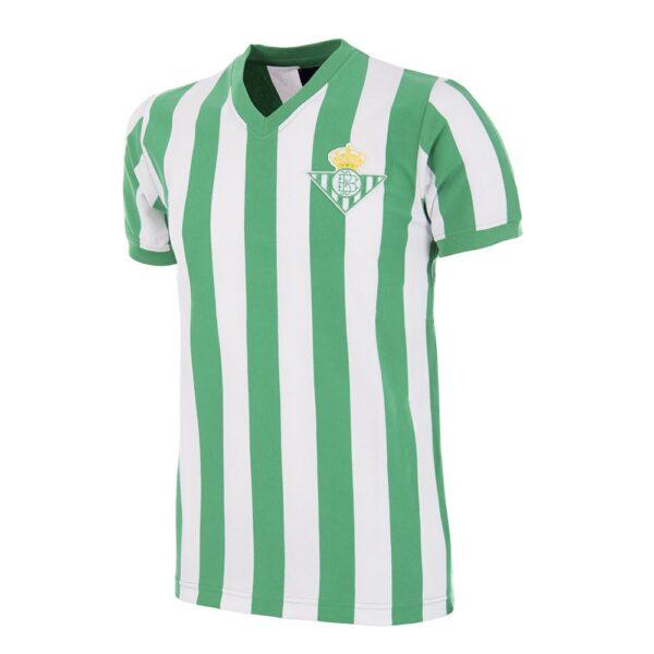 Real Betis 1976 - 77 Retro Voetbalshirt