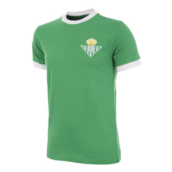 Real Betis 1970's Away Retro Voetbalshirt