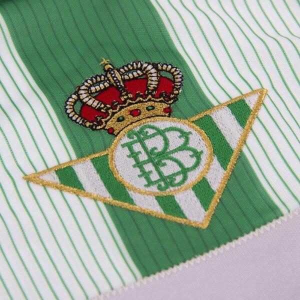 Real Betis 1993 - 94 Retro Voetbalshirt 2