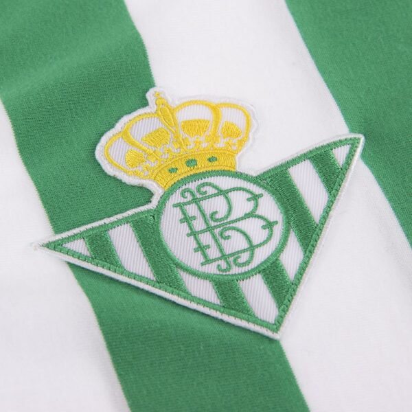 Real Betis 1976 - 77 Retro Voetbalshirt 2