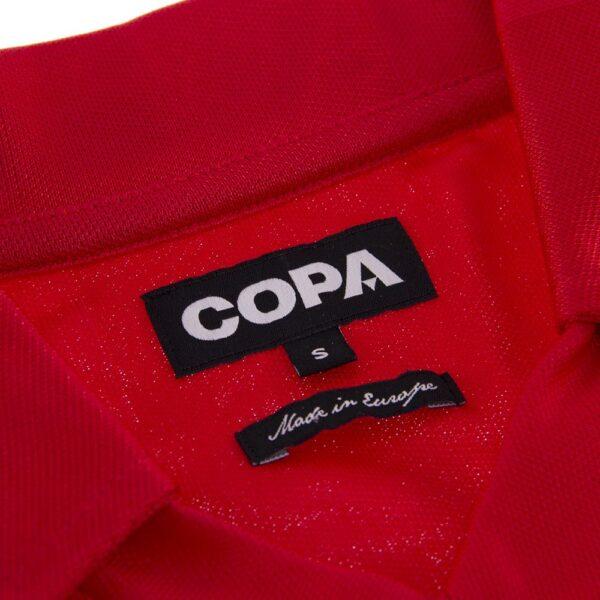 Spanje 1984 Retro Voetbalshirt 6