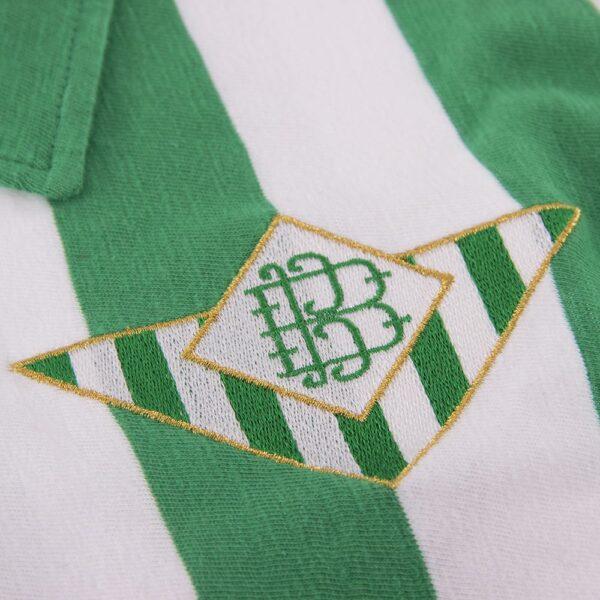 Real Betis 1934 - 35 Retro Voetbalshirt 2