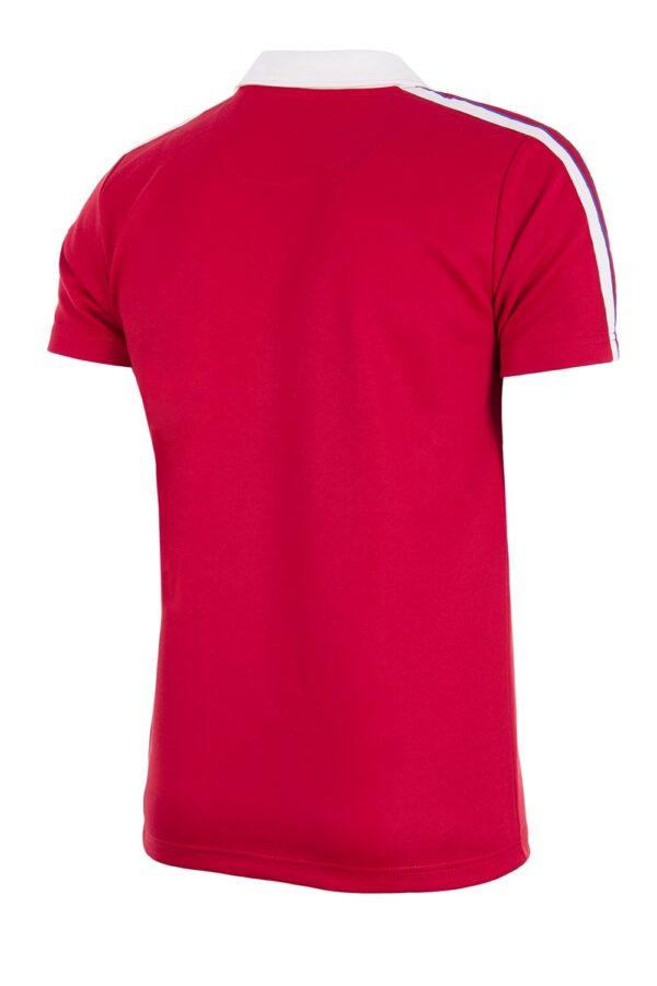 Spanje 1984 Retro Voetbalshirt 4