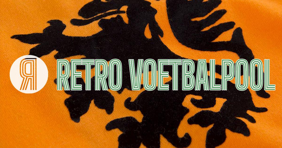 Retro VoetbalPool