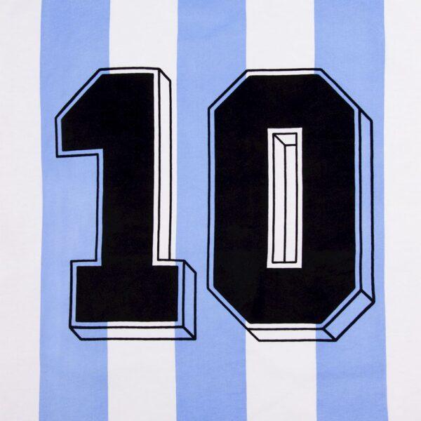 Argentina Number 10 T-Shirt 2