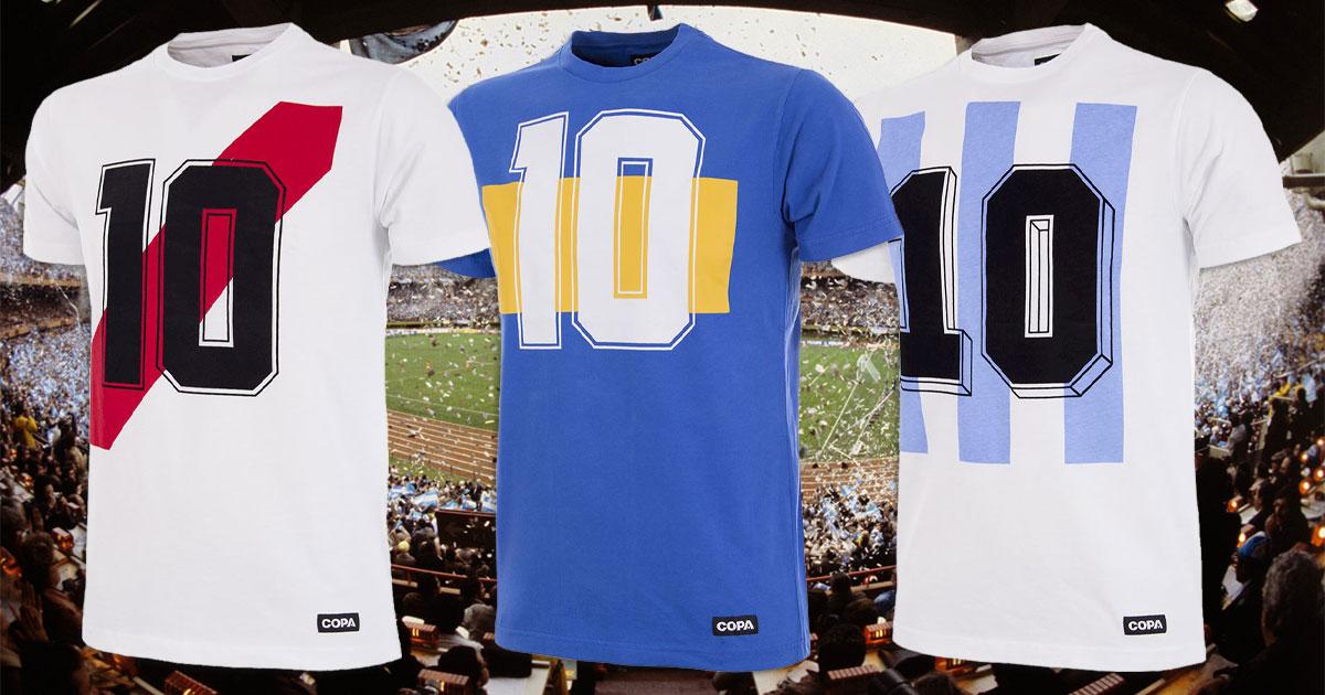 Argentijnse T-shirts