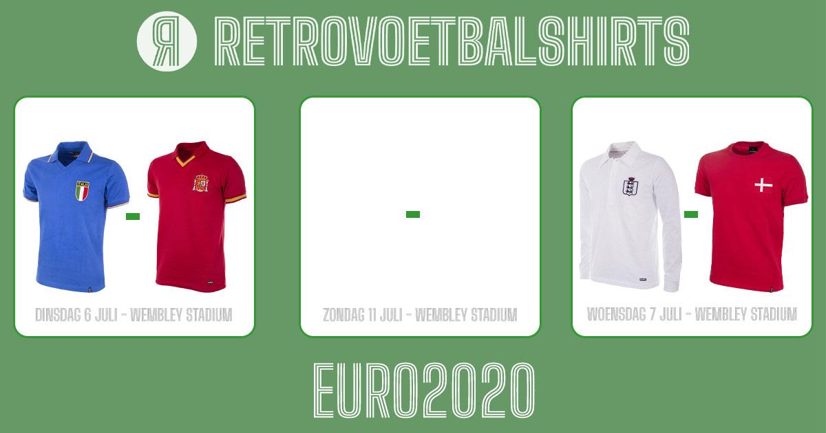 Halve finales EURO2020