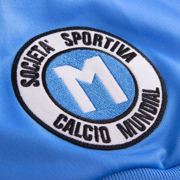 MUNDIAL Napoli x COPA Voetbalshirt Blauw 6