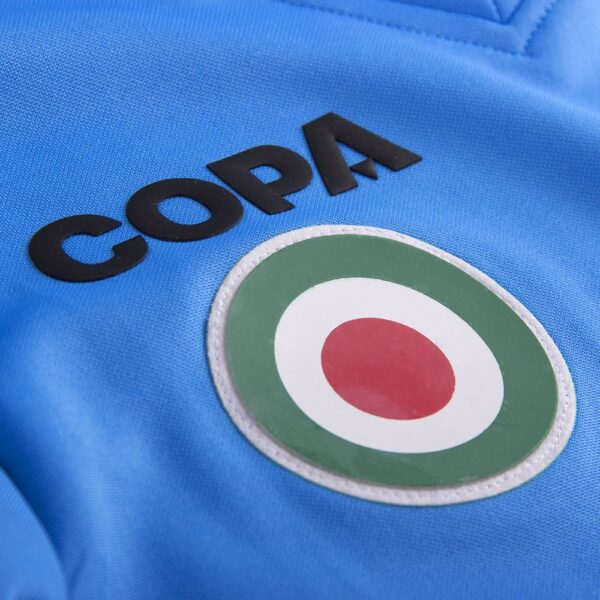 MUNDIAL Napoli x COPA Voetbalshirt Blauw 8