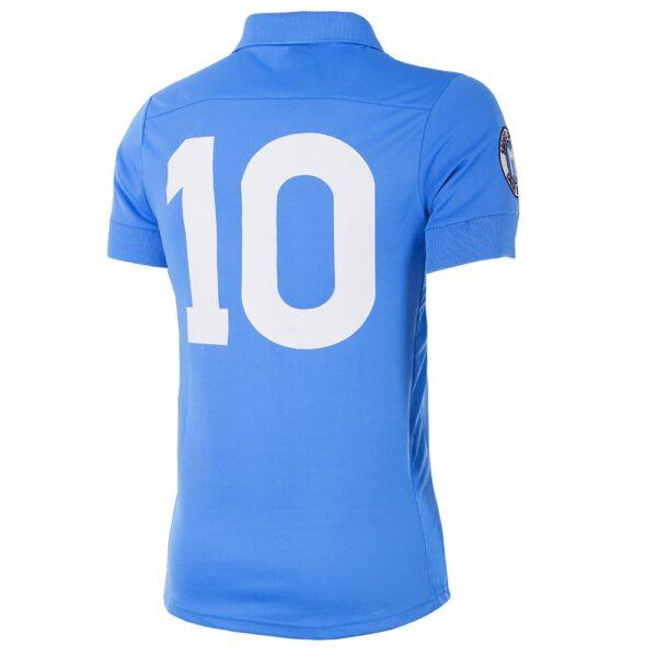 MUNDIAL Napoli x COPA Voetbalshirt Blauw 4