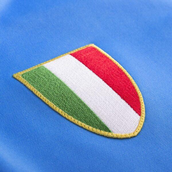MUNDIAL Napoli x COPA Voetbalshirt Blauw 10